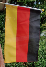 HAND WAVING FLAG - Germany
